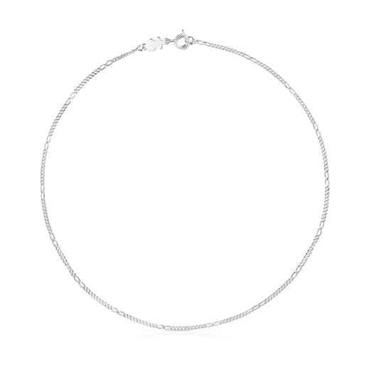 Silver Mama-boy Necklace set
