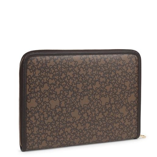 Brown Kaos Mini Document holder