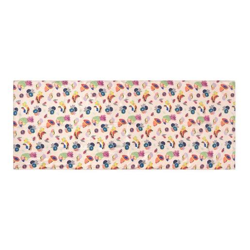 Multi-color TOUS Frutas Foulard