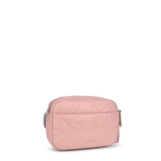 Mala a tiracolo pequena Kaos Dream rosa