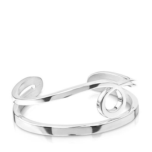 Silver Lio Bracelet