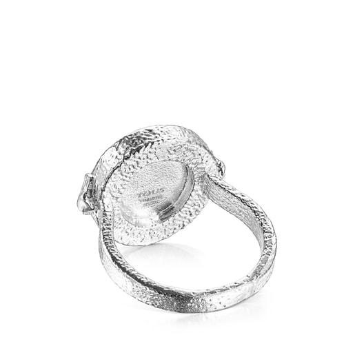 Oceaan Bicolor cameo Ring