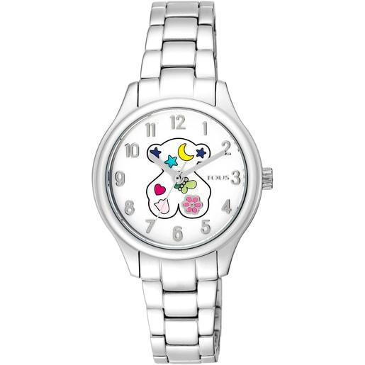 腕時計 Nitくま ステンレススチール マルチ