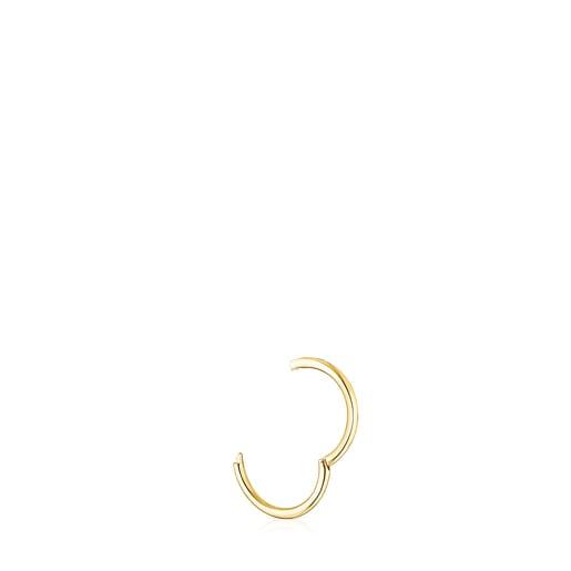 Gold TOUS Basics ear/nose Piercing
