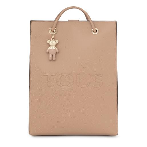 Μεγάλη ταμπά τσάντα για ψώνια T Pop