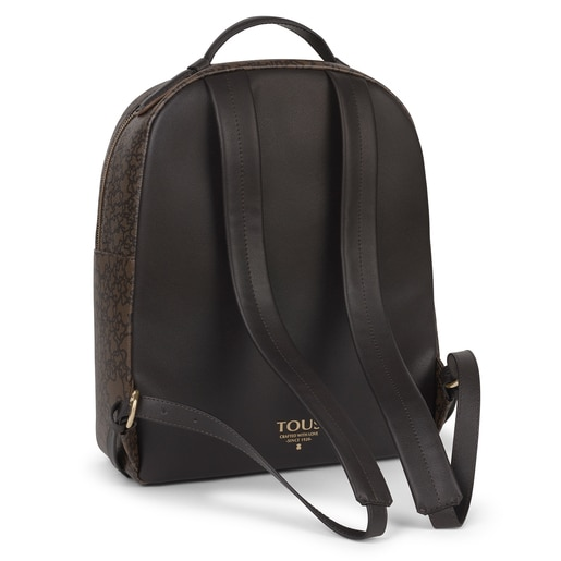 Brown Kaos Mini Backpack