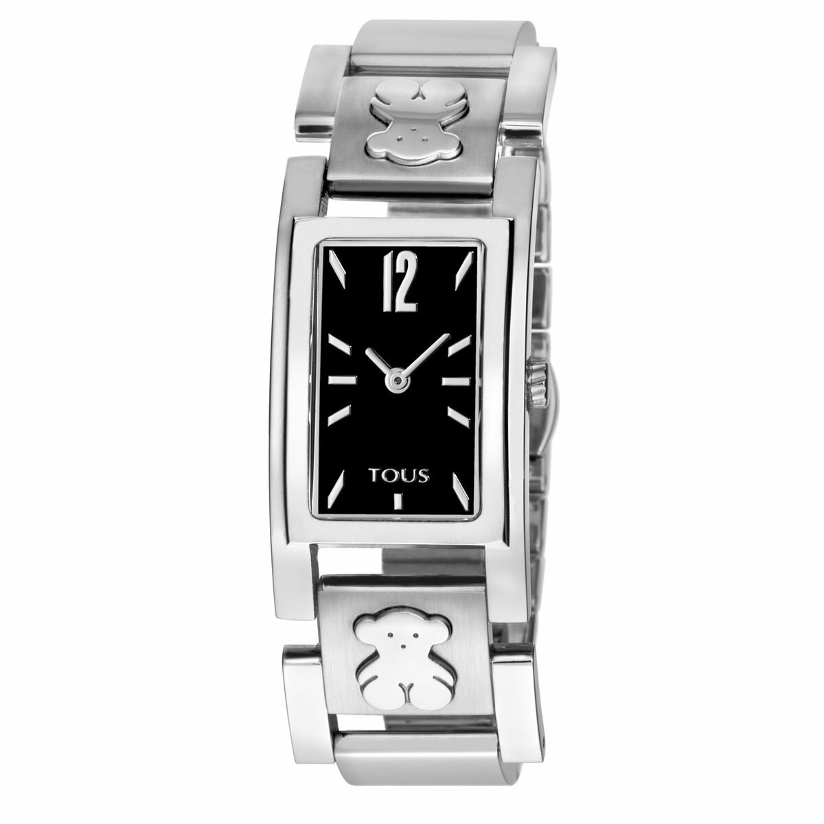 Reloj Plate de acero