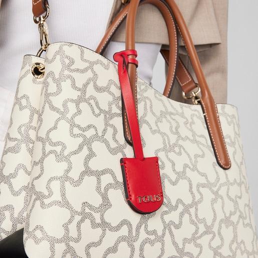 Kaos Icon Multi Beige - Red City Bag
