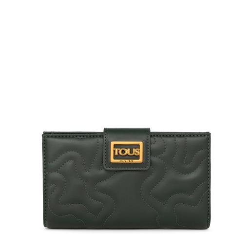 Large green Kaos Dream wallet