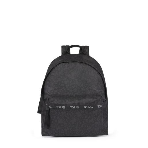 Black-gray Kaos Mini Sport Backpack