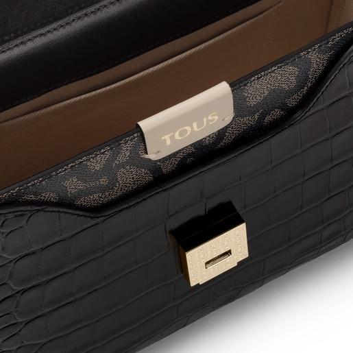 Medium multi black Kaos Legacy crossbody bag
