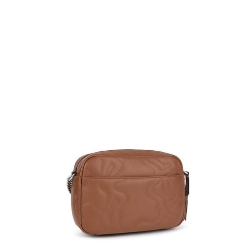 Small brown Kaos Dream Crossbody bag