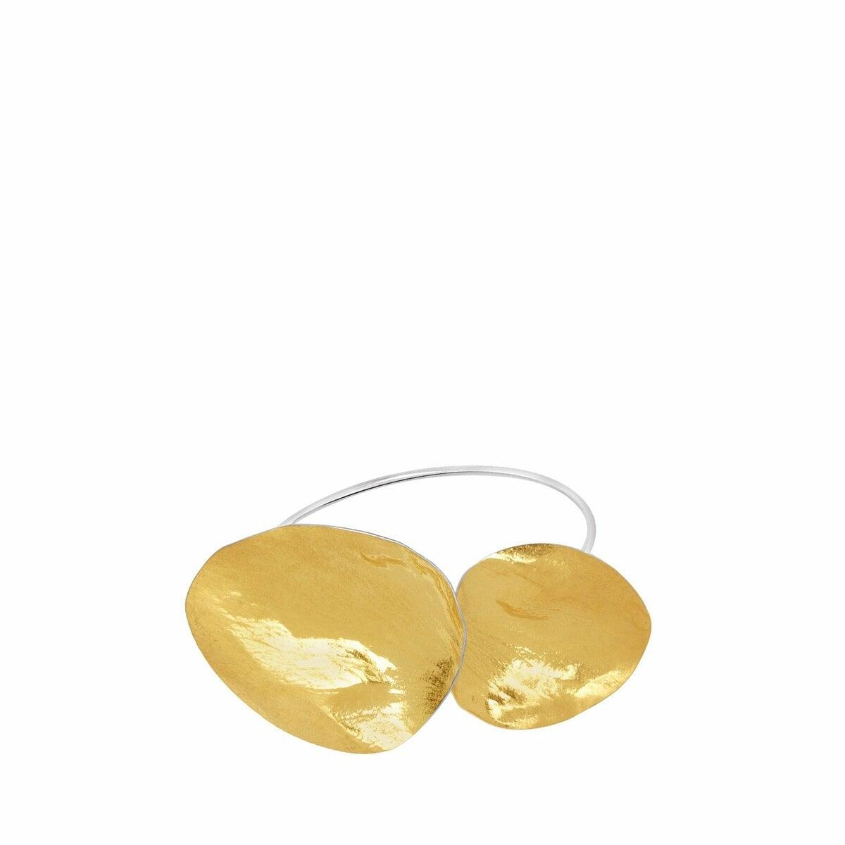 Pulsera Petal de Oro