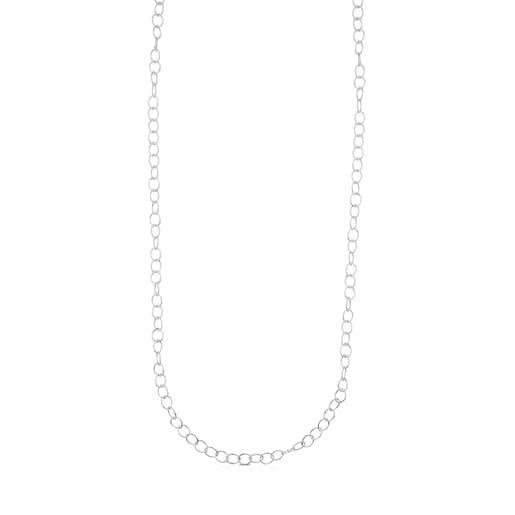 Μακριά Αλυσίδα TOUS Chain 80cm από Ασήμι.