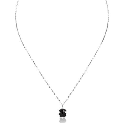 Silver TOUS Color Necklace