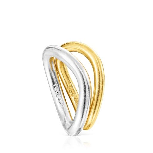 Hav Bicolor Ring set