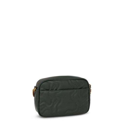 Green Kaos Dream baguette crossbody bag