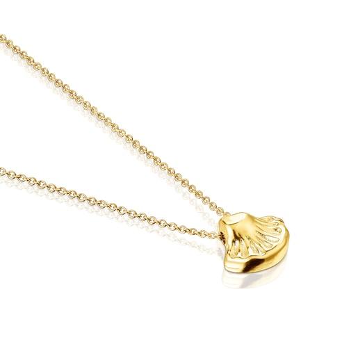 Collar concha de oro Oceaan