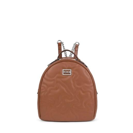 Brown Kaos Dream backpack