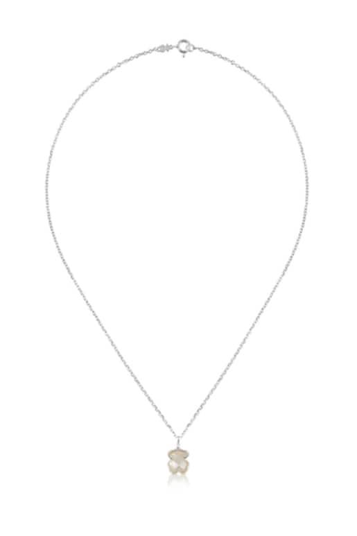 Halsband TOUS Color aus Silber