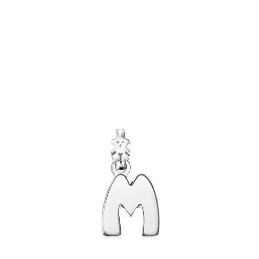 Conjunto de collar Alphabet M