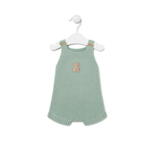 Ranita de bebé de tricot Bruma