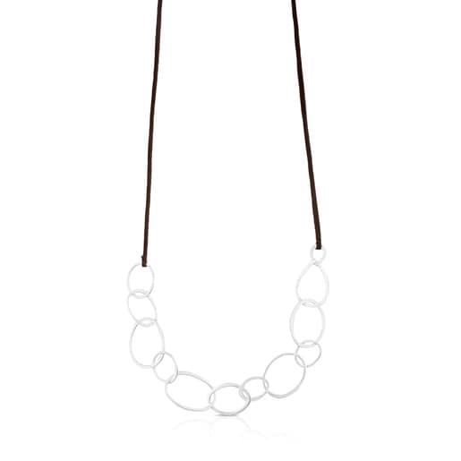 Silver Soleil Necklace