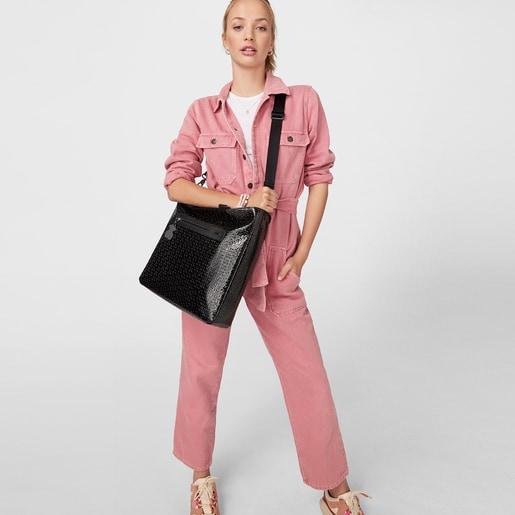 Black Lindsay Shopping bag
