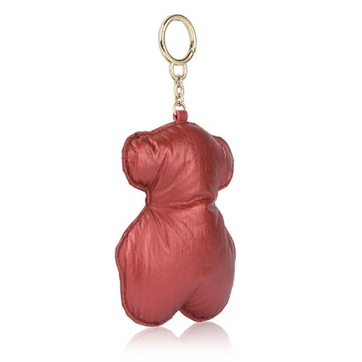 Colgante Bear Balloon rosa