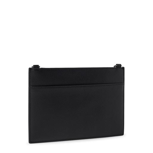 Black TOUS Pop Hanging cardholder