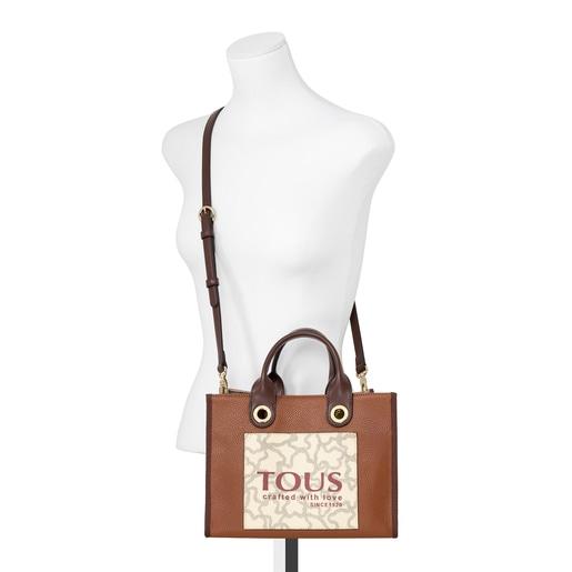 Medium shopping Amaya Kaos Icon multi brown
