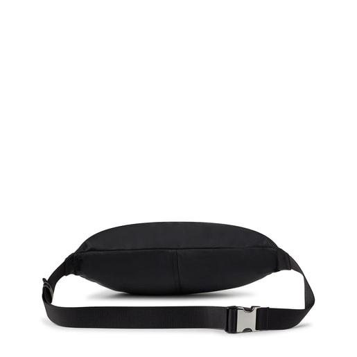Black Empire Soft Chain Waist bag