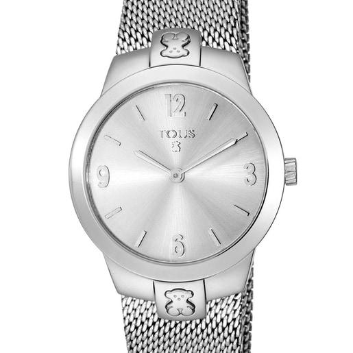 Relógio Tmesh small em Aço