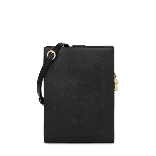 Mini bolso negro TOUS Magic