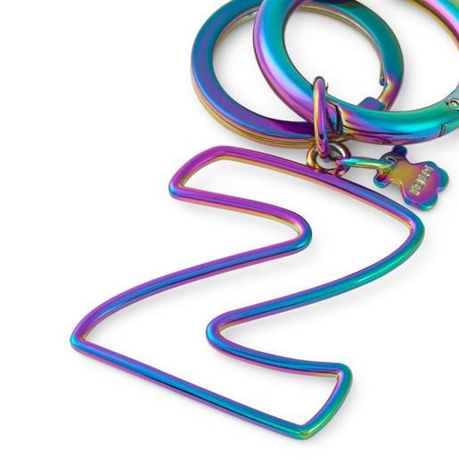 Clauer Touscedario lletra Z iridescent