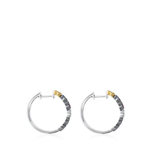 Gold Fancy Earrings