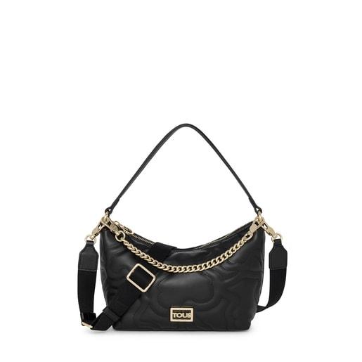 Black Kaos Dream baguette crossbody bag