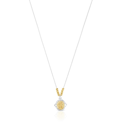 Oceaan Bicolor cameo Necklace