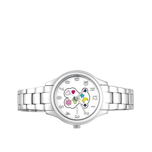 Steel Nit Watch