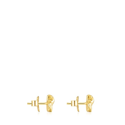 Gold Oceaan shell Earrings