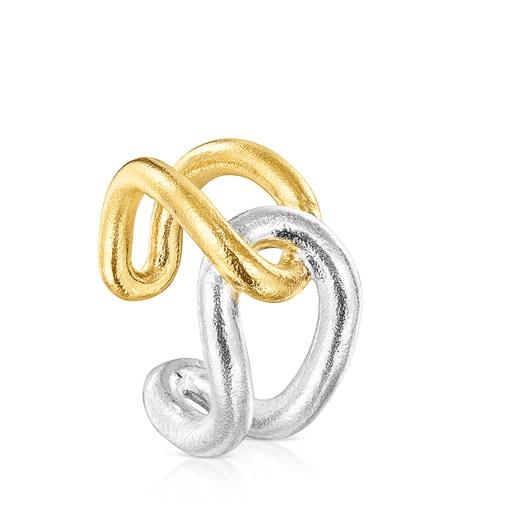 Hav bicolor Ring