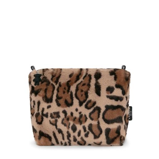 Medium animal print Amaya Kaos Shock Wild Inner bag