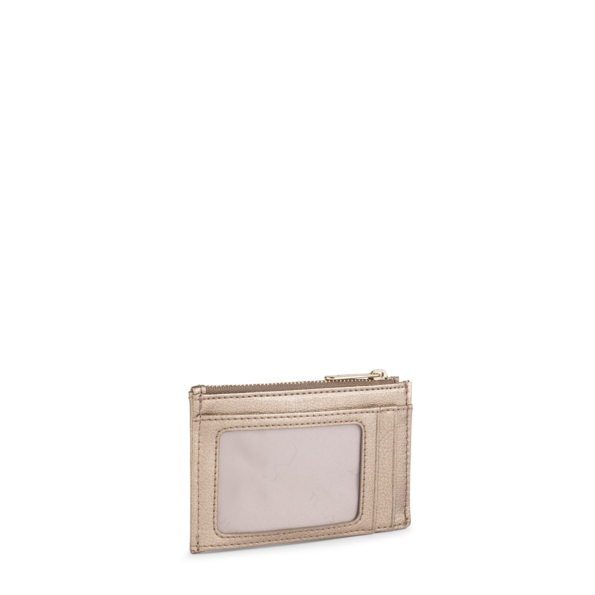 Gold colored Dorp Change purse