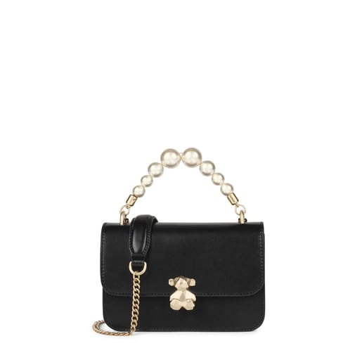 Small black Audree Sketx crossbody bag