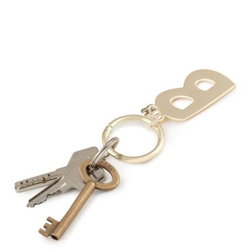 Porta-chaves Touscedario Letra B
