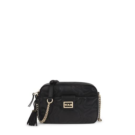 Μικρή μαύρη τσάντα Χιαστί Kaos Dream