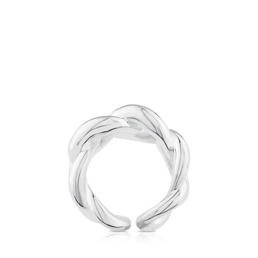 Silver Sweet Dolls Ring
