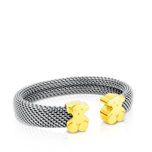 Bracelet manchette en Or