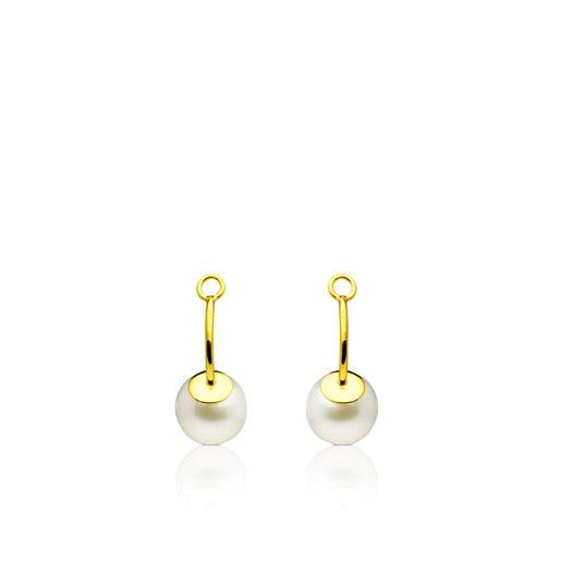 Alargadores TOUS Pearls de Oro