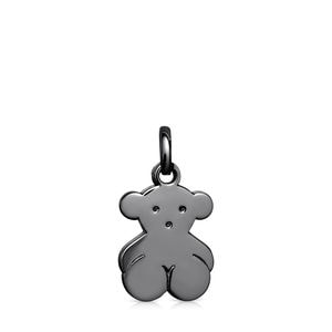 Dark Silver Sweet Dolls Pendant
